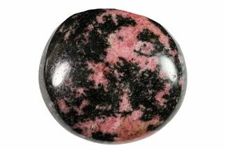 Rhodonite with Manganese Oxide - Fossils For Sale - #158688