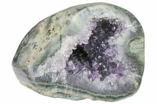 Quartz var. Amethyst - Fossils For Sale - #151305