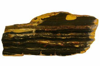 Tiger's Eye - Fossils For Sale - #161922