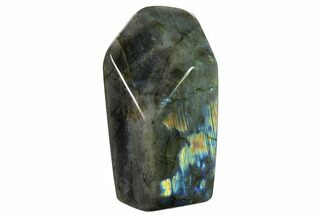 "Buy 5.7"" Flashy, Polished Labradorite Free Form - Madagascar - #167119"