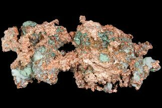 Copper - Fossils For Sale - #177243